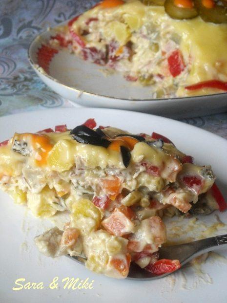 Salata de boeuf 2