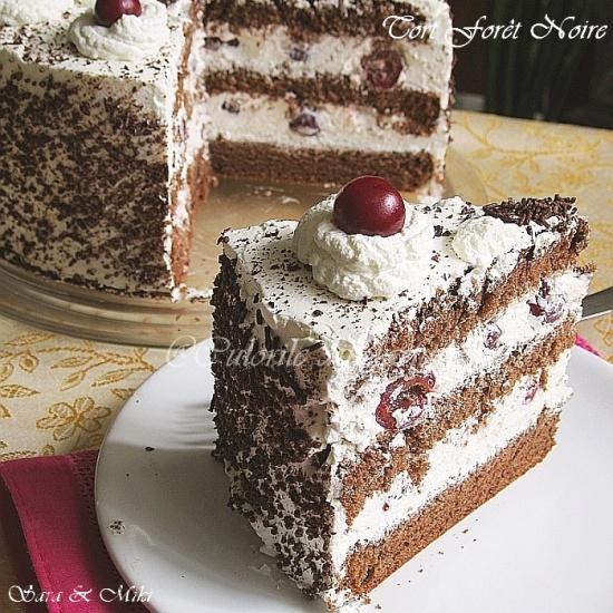Tort Forêt Noire 5-1