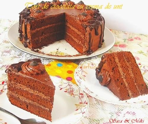 Tort-de-ciocolata-cu-crema-de-unt2-1