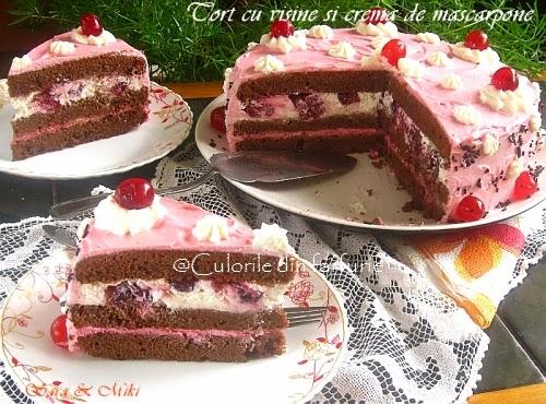Tort-cu-visine-si-crema-de-mascarpone-4-1