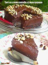 Tort-cu-crema-nutella-si-mascarpone-4