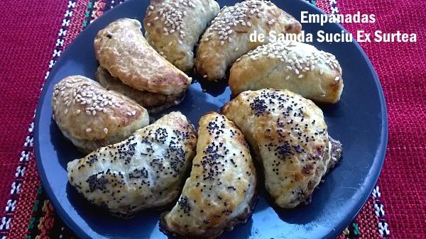 Empanadas de Samda Suciu Ex Surtea