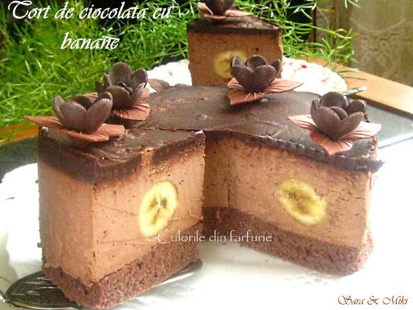 Tort-de-ciocolata-cu-banane-4-1
