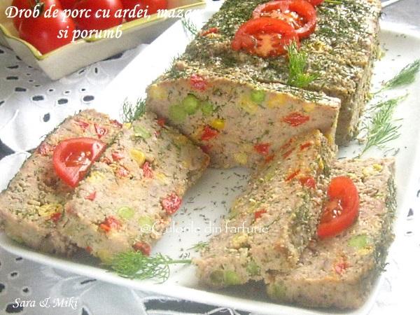 Drob-de-porc-cu-ardei-mazare-si-porumb-3-1